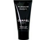 Chanel Egoiste Platinum sprchový gel pro muže 150 ml