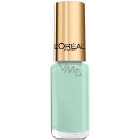 Loreal Paris Color Riche Le Vernis lak na nehty 602 Perle De Jade 5 ml