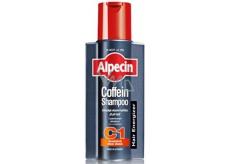 Alpecin Energizer Coffein Shampoo C1, Stimuluje růst vlasů zpomaluje dědičné vypadávání vlasů šampon na vlasy 250 ml