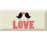 Bohemia Gifts & Cosmetics Love Condoms dárkový kondom Love Birds 1 kus