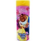 Disney Princess - Kráska a zviera sprchový a kúpeľový gél pre deti 400 ml