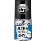 Essence Ultra rýchloschnúci krycí lak 8 ml