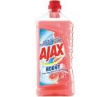 Ajax Boost Baking Soda a Grapefruit univerzálny čistiaci prostriedok 1 l