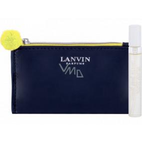 Lanvin A Girl in Capri toaletná voda pre ženy miniatúra 7,5 ml + púzdro