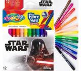 Colorino Fixky Star Wars 12 farieb
