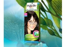Schwarzkopf Palette Permanent Natural Colors barva na vlasy odstín 800 tmavě hnědý