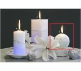 Lima Magická Artic sviečka guľa 80 mm 1 kus