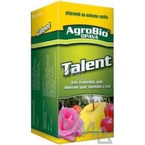AgroBio Talent přípravek proti plísním, padlí, strupovitosti, skvrnitosti a rzím na ochranu rostlin 50 ml
