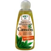 Bione Cosmetics Bio Cannabis regenerační výživný šampon 260 ml