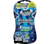 Wilkinson Sword Xtreme 3 Ultimate Plus holící strojek pro muže 4 kusy