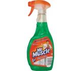 Mr. Muscle 5v1 zelený čistič na okna a sklo rozprašovač 500 ml