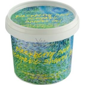 Bomb Cosmetics Kyslá ostružina - berried Alive Mallow sprchový gél 340 ml