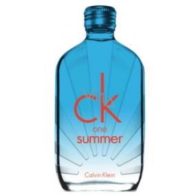 Calvin Klein CK One Summer 2017 toaletní voda unisex 100 ml Tester