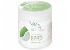 Spa Magik Organická řada eukalyptová sůl - svalová terapie 550 g