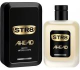 Str8 Ahead voda po holení pre mužov 100 ml