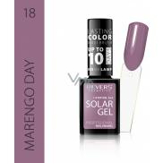 Reverz Solar gél lak na nechty odtieň 18 12 ml