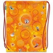 Nekupto Miss Cool Športová taška Myška Roztomilá parádnice 41 x 33,5 cm