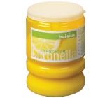 SVIEČKA Bolsius Citronella plast 65x86 mm žltá 0833