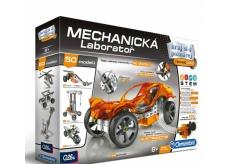 Albi Mechanická laboratórium kreatívne sada na zostavenie až 50 rôznych modelov vek 8+