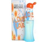 Moschino I Love Love toaletní voda pro ženy 50 ml