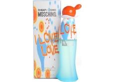 Moschino I Love Love toaletná voda pre ženy 50 ml