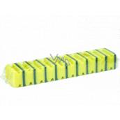 Spokar hubka na riad s chráničom nechtov + pevná drôtenka, 95 x 70 x 45 mm, 10 ks v balení