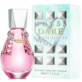 Guess Dare Dare Limited Edition toaletní voda pro ženy 30 ml