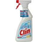 Clin Windows & Glass Citrus čistič na okna a sklo ozprašovač, pistole 500 ml
