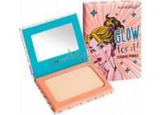 Misslyn Glow for It! Strobing Powder rozjasňujúci púder 02 Glow for It! 6 g