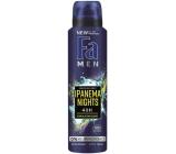 Fa Men Brazilian Vibes Ipanema Nights deodorant sprej pro muže 150 ml