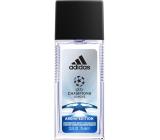 Adidas UEFA Champions League Arena Edition parfémovaný deodorant sklo pro muže 75 ml Tester