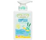 Jack N'Jill Simplicity šampón a sprchový gél 300 ml