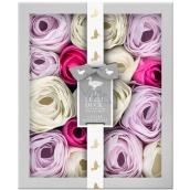 Baylis & Harding Lesné zvonček a Kvetinová lúka vonné mydlové lístky, kozmetická sada
