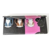 Albi Original Skladacie puzdro na okuliare Mačka 16 cm x 6,5 cm x 1,5 cm