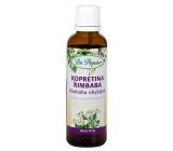 Dr. Popov Margaréta Rimbaba (Obyčajná všeobecná), originálne bylinné kvapky pre uvoľnenie pri migrenóznych stavoch a ľahšie relaxáciu doplnok stravy 50 ml