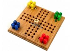 Albi Bambusové minihry Človeče, nehnevaj sa! spoločenská hra pre 2-4 hráčov