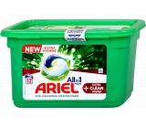 Ariel All in 1 Pods Extra Clean Power gélové kapsule univerzálny na pranie 12 kusov 326,4 g