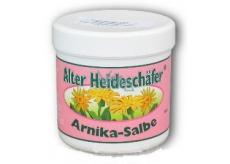 Alter Heideschafer Arniková Masť Alter na popraskanú pokožku, modriny, pomliaždeniny 250 ml