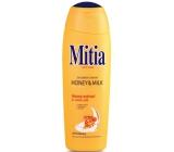 Mitia Soft Care Honey & Milk s medovými extrakty sprchový gel 400 ml