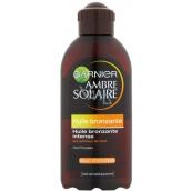 Garnier Ambre Solaire SPF2 tradičné olej na opaľovanie 200 ml