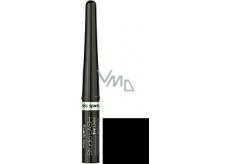 Miss Sporty Studio Lash Eyeliner tekuté oční linky 001 Extra black 3 ml