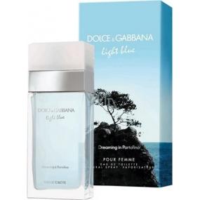 Dolce & Gabbana Light Blue Dreaming in Portofino toaletná voda pre ženy 25 ml