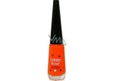 Golden Rose Nail Art zdobiace lak na nechty odtieň 102 7,5 ml