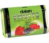 Dalan Fruits Berries toaletní mýdlo 100 g