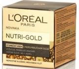 Loreal Paris Nutri-Gold Extraordinary s mikro-perličkami oleja výnimočný krém 50 ml