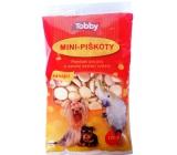 Tobby Piškóty kŕmne pre psov a ostatné domáce zvieratá Mini 120 g