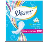 Discreet Deo Spring Breeze Multiform slipové intímne vložky pre každodenné použitie 100 kusov