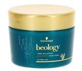 Beology Smoothing Regenerační maska na vlasy krémová s extraktem z hlubin moře a výtažkem z hnědých řas, spojuje s vlasy, aby je uhladila, zatímco je hloubkově regeneruje a udržuje je jemné a hebké 200 ml