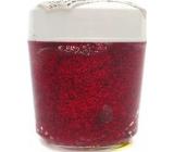 Ocean Glitter Gel třpytky na tělo a vlasy v gelu 08 Červené 10 g