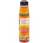 Predator Repelent Forte DEET 24,9% repelentný sprej odpudzuje komáre a kliešte 150 ml